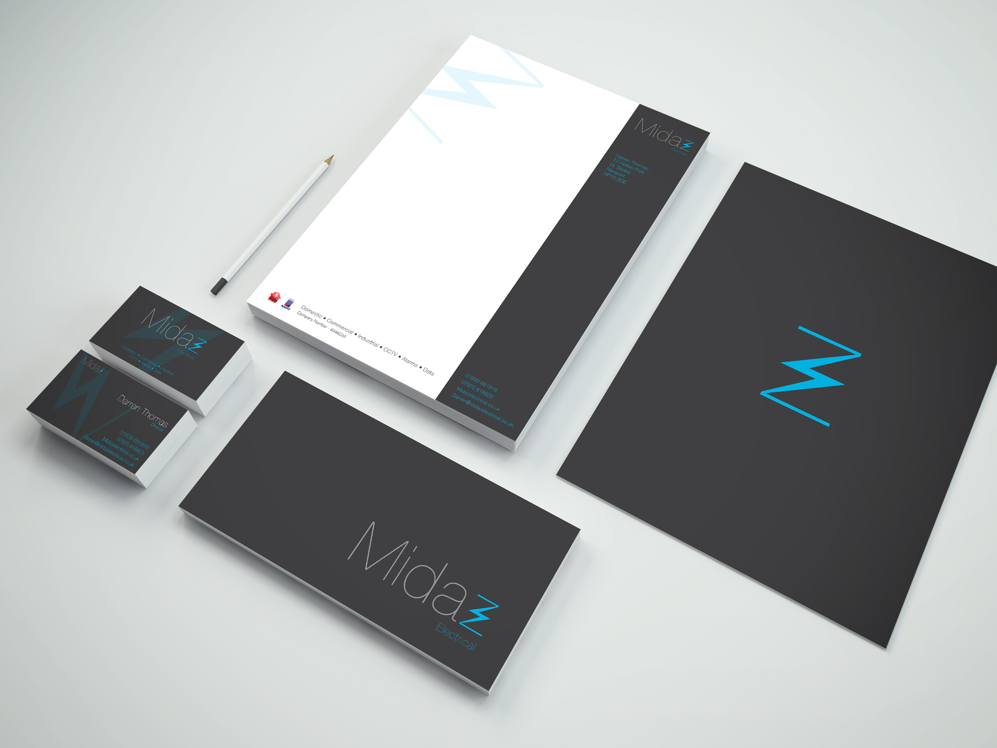 The Cardiff Graphic Designer