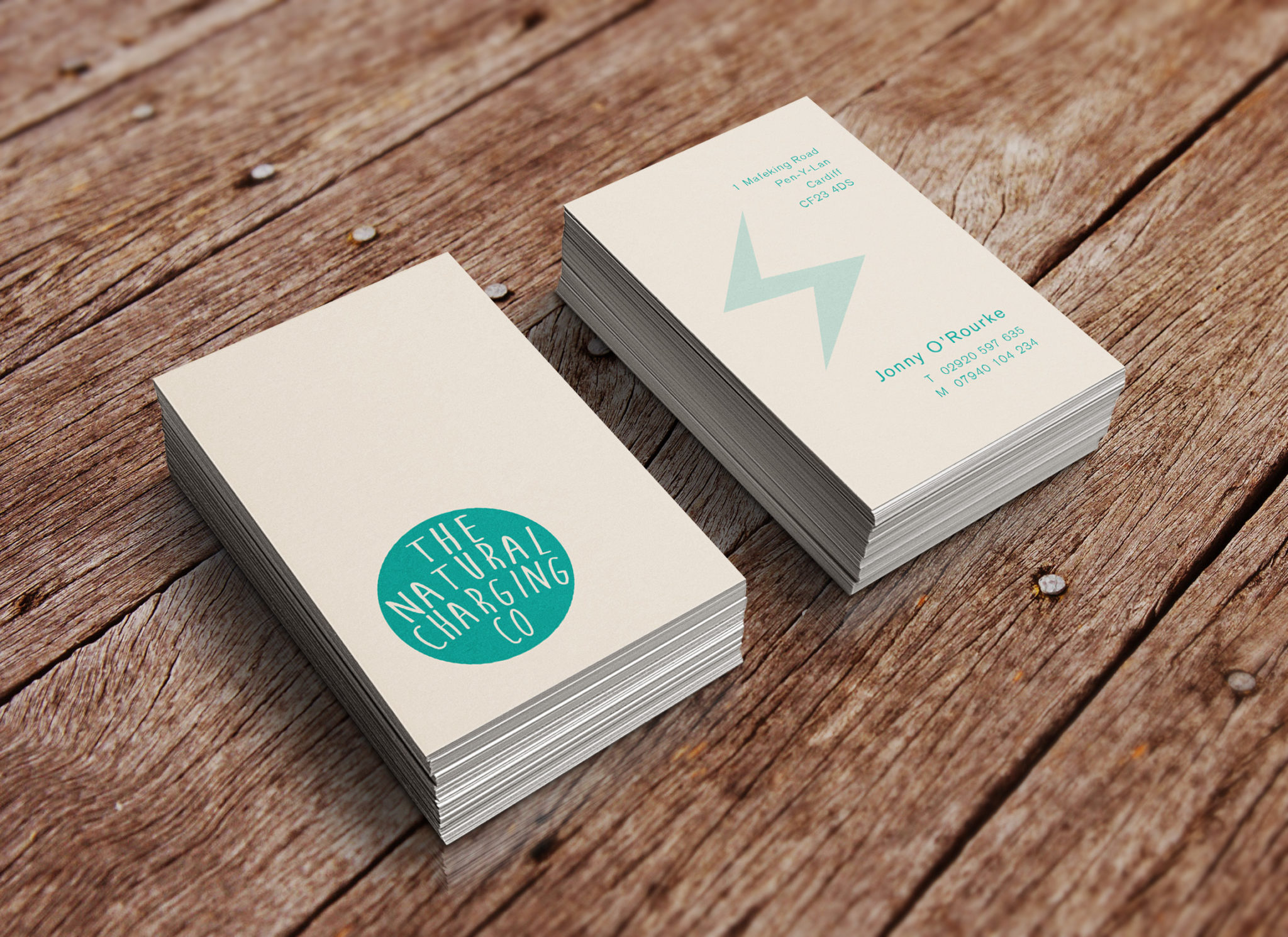 Cardiff Graphic Designer Business Card   The Cardiff Graphic ...