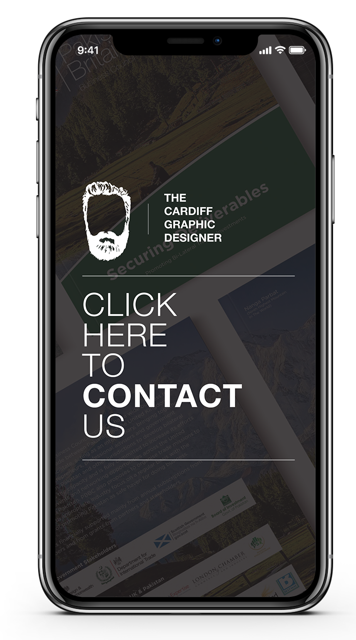 Web Design & Branding Cardiff | The Cardiff Graphic Designer