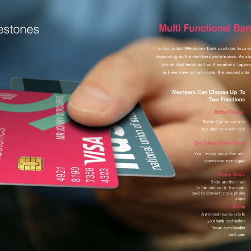 Bank Card Design
